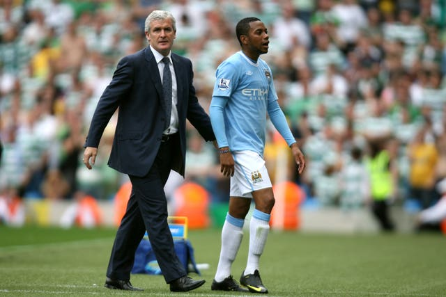 Mark Hughes oversaw the start of the Manchester City transformation