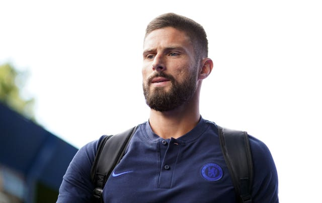 Olivier Giroud is staying put