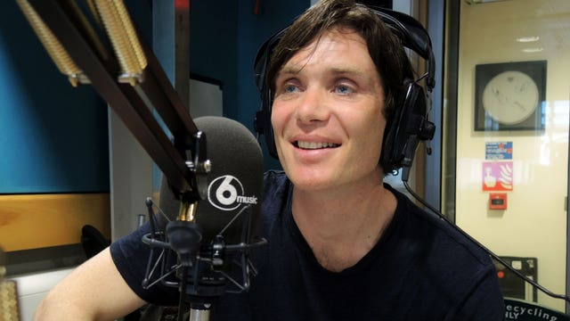 Cillian Murphy on BBC Radio 6