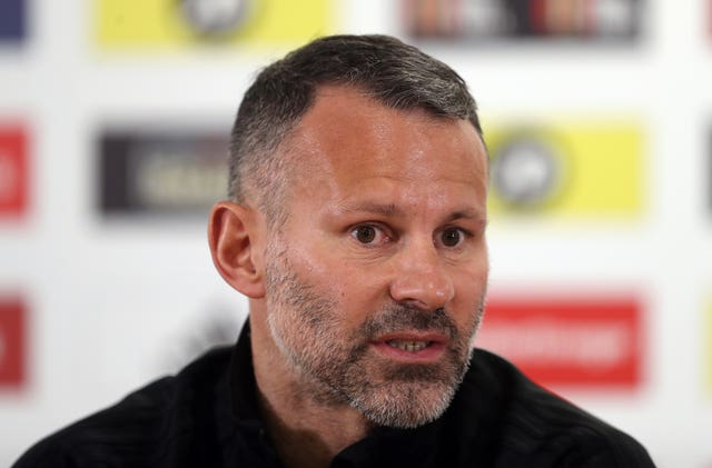 Ryan Giggs has won three of his nine matches in charge of Wales, losing five