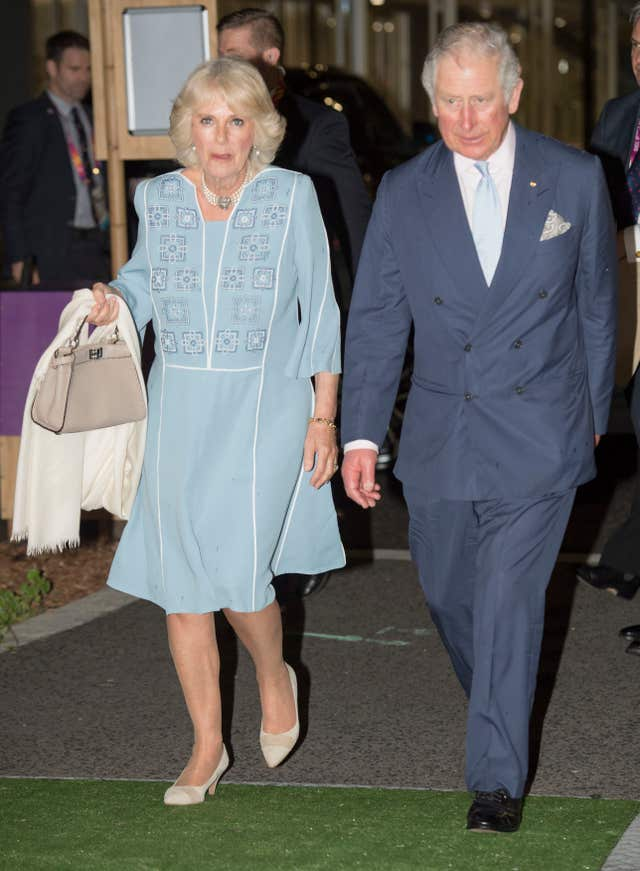 Charles and Camilla will attend the Commonwealth Big Lunch (Arthur Edwards/The Sun/PA)