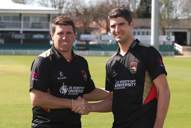Leicestershire Media Day – Grace Road