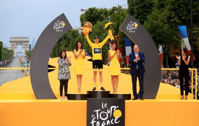 2017 Tour de France – Stage 21 – Montgeron to Paris Champs-Elysees