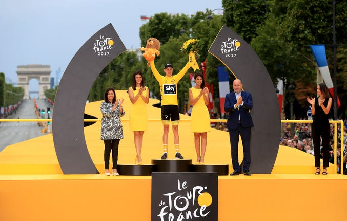 2017 Tour de France – Stage 21 – Montgeron to Paris Champs-Elysees