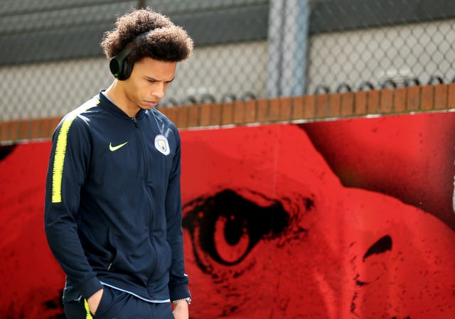 Leroy Sane continues to be linked with a move away from City