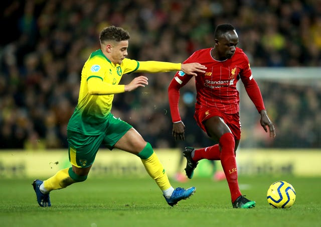 Sadio Mane was the difference against Norwich