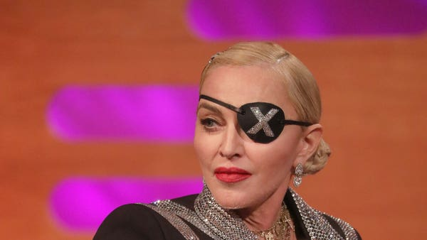 Madonna to direct a biopic based on her life
