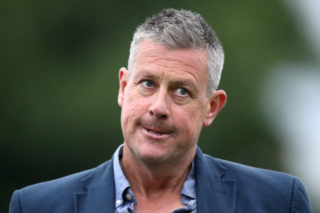 The result proved a turning point in Ashley Giles' career.