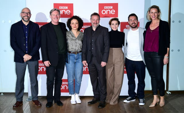 Line of Duty Season Five Photocall – London