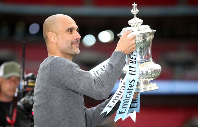 Winning the FA Cup capped a memorable 2018-19 campaign