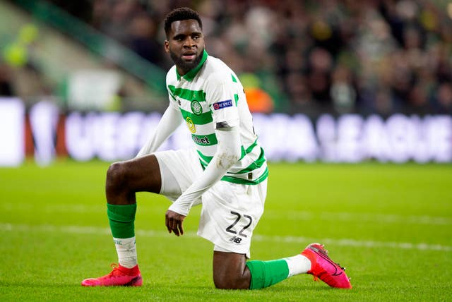 Celtic's Odsonne Edouard is wanted by Everton
