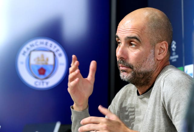 Pep Guardiola knows the games against Tottenham are vital to his aims