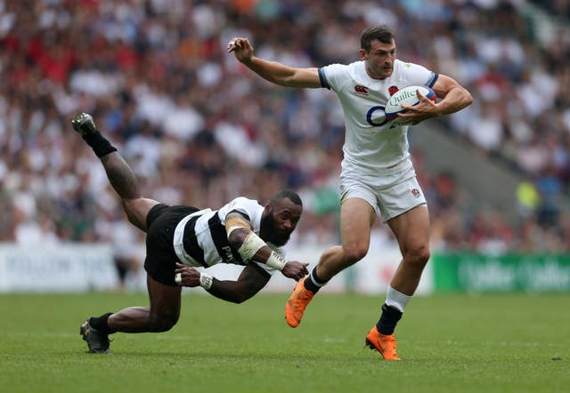 Jonny May impressed during England's tour of South Africa
