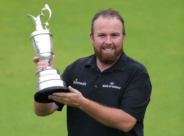 Shane Lowry File Photo
