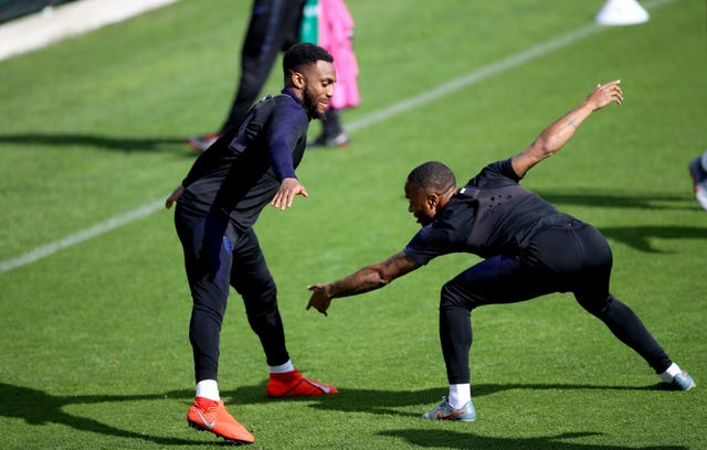 Danny Rose says it has been difficult to share the England camp with Liverpool players