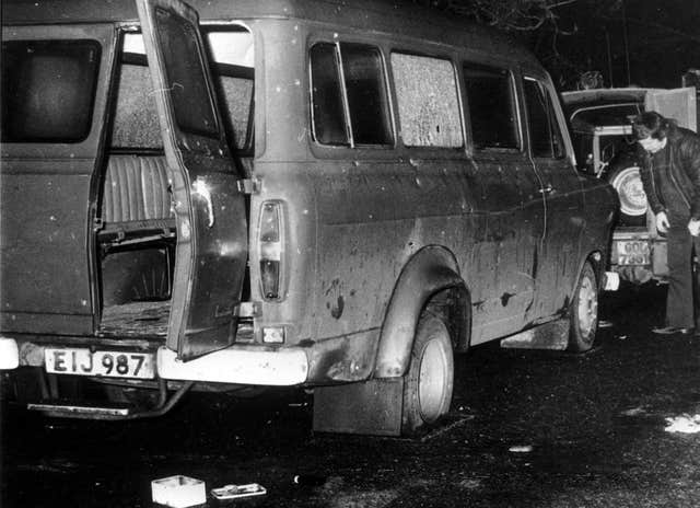 KIngsmill massacre
