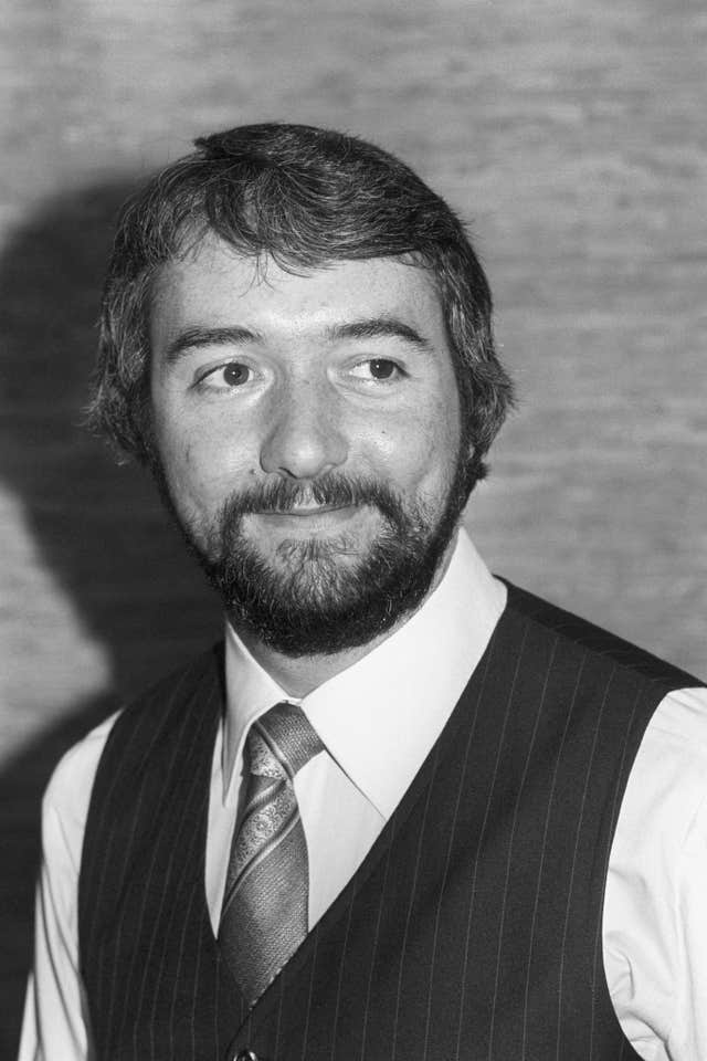Snooker – John Virgo – Preston