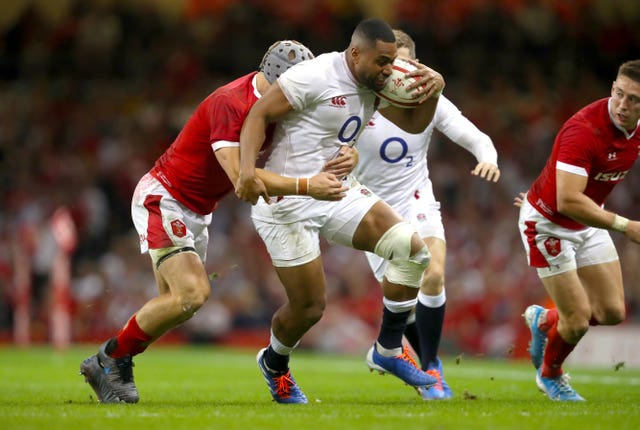 Ben Youngs hailed the quality of England's ball carriers, including Joe Cokanasiga