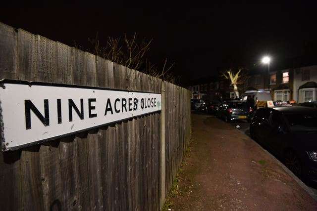 Nine Acres Close in Newham