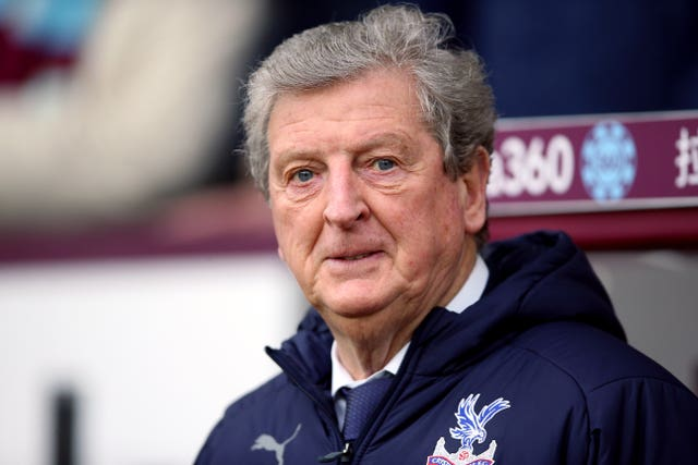 Former England boss Roy Hodgson has been in management for more than 40 years