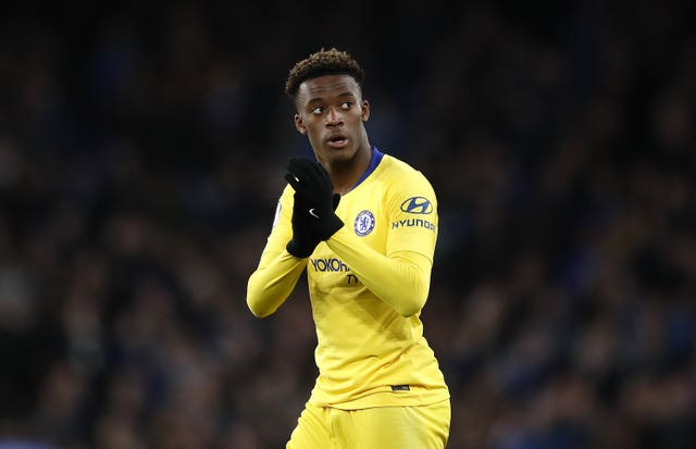 Callum Hudson-Odoi could be set for a Chelsea start this week