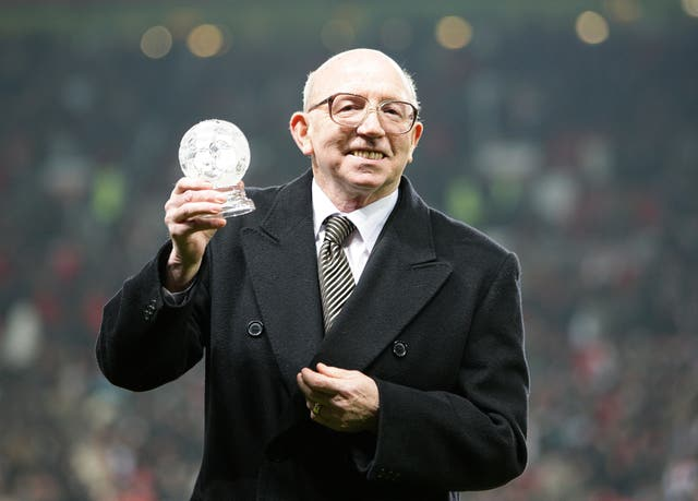 Nobby Stiles' brain was examined postmortem and showed signs of damage caused by repetitive heading, according to a specialist