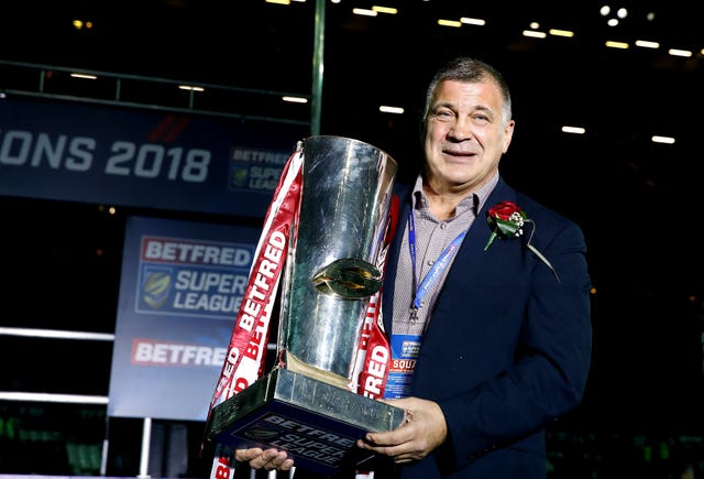 Wigan need a new coach after Shaun Wane left