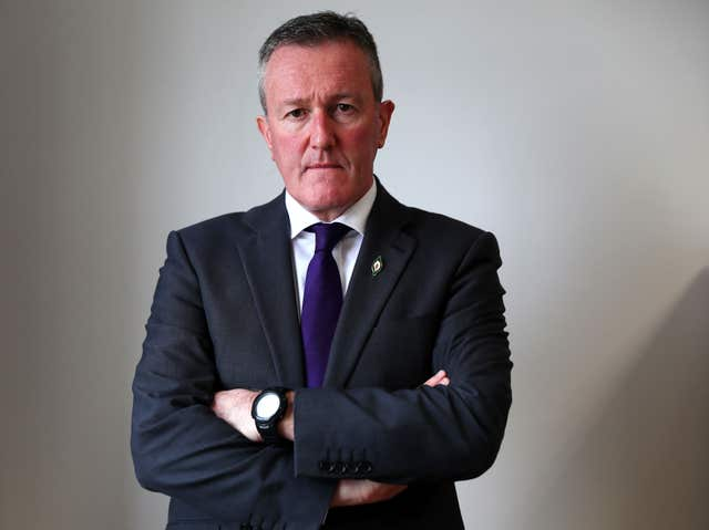 Murphy says he wants other abuse victims to feel confident enough to come forward (Brian Lawless/PA)