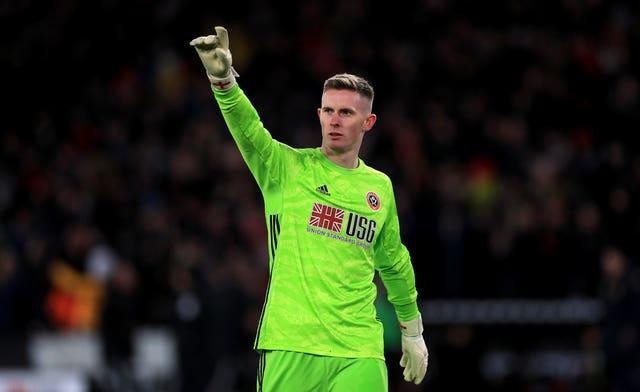 Dean Henderson File Photo