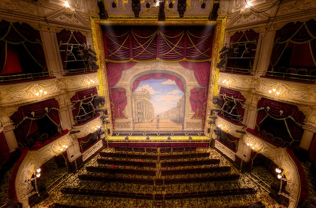 The Newcastle Theatre Royal announced plans to make half of its staff redundant