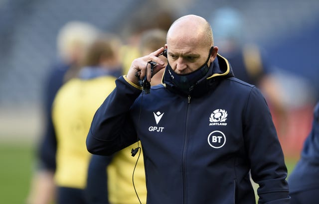 Scotland head coach Gregor Townsend could also be involved with the Lions