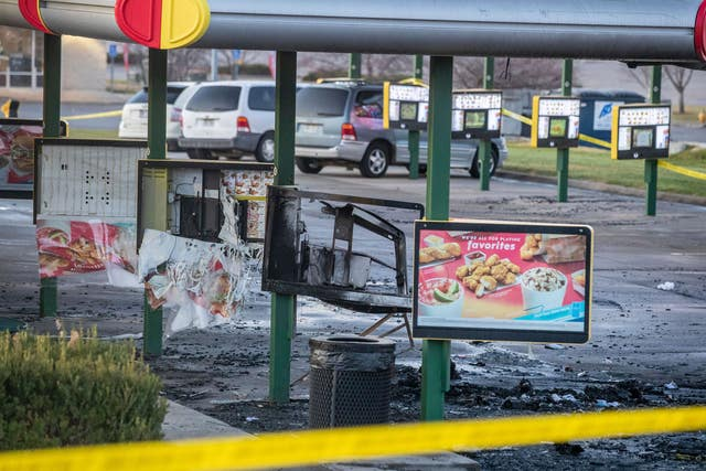 Deadly Shooting-Fast Food Restaurant