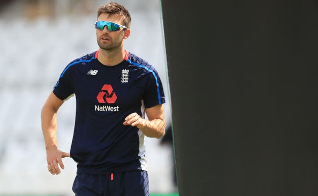 World Cup winner Mark Wood could also come back into the squad