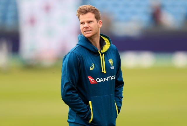 Steve Smith is set to return after concussion for Australia