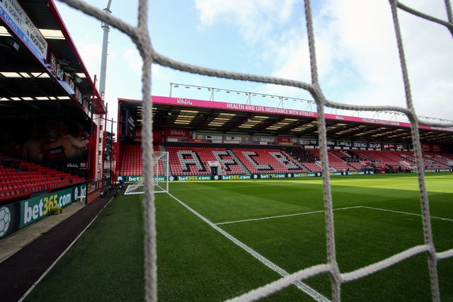 AFC Bournemouth v Aston Villa – Premier League – Vitality Stadium