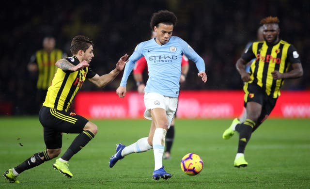 Watford v Manchester City – Premier League – Vicarage Road