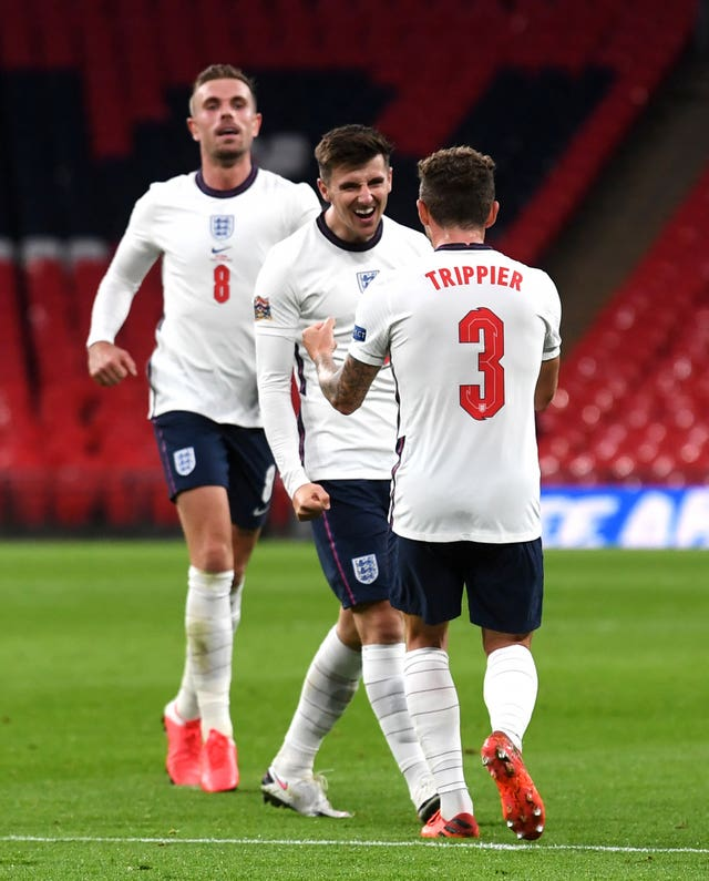 England v Belgium – UEFA Nations League – Group 2 – League A – Wembley Stadium