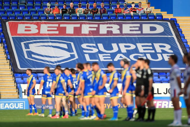 Warrington and boss Karl Fitzpatrick remain optimistic