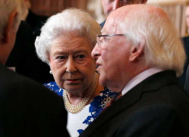 President Higgins state visit to Britain – Day Four