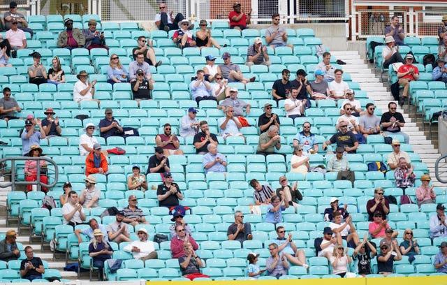 Surrey v Middlesex – Friendly – Kia Oval