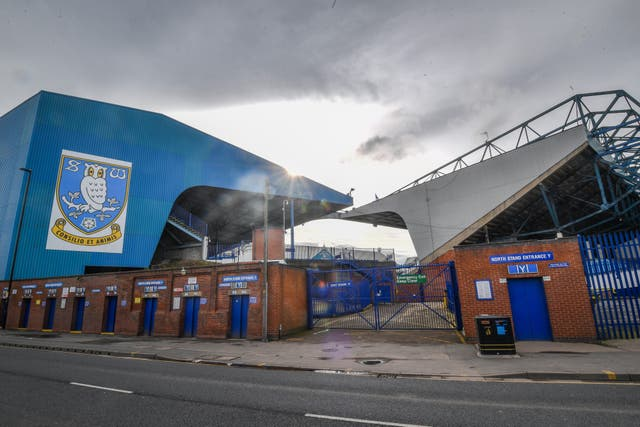 The EFL charged Sheffield Wednesday over the circumstances related to the sale of Hillsborough, pictured