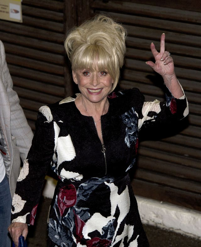 Barbara Windsor death