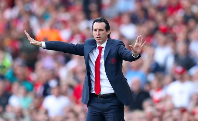 Unai Emery would not be drawn on what was next for Koscielny and Arsenal.