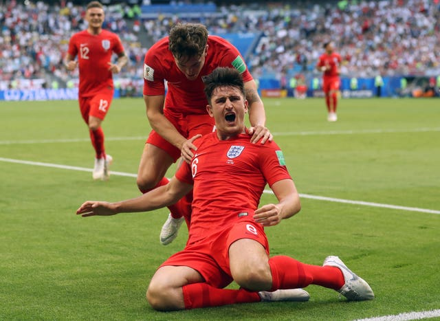 Harry Maguire's header set England on their way to victory over Sweden.