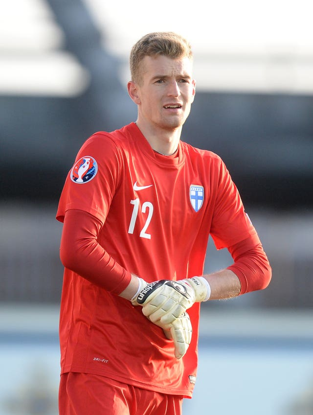 Finland's Lukas Hradecky is worth a look