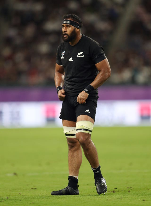 Patrick Tuipulotu has played an important role for New Zealand in the World Cup