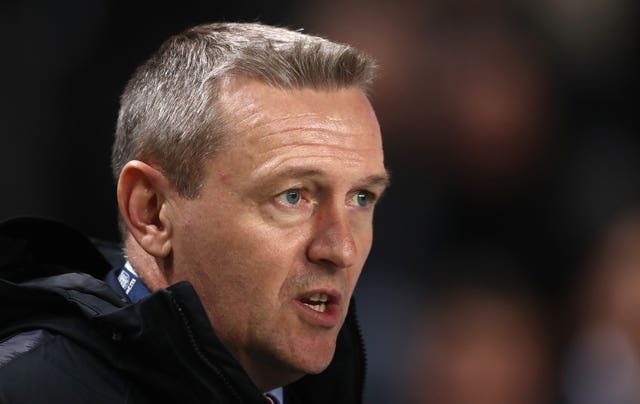 Aidy Boothroyd's side moved top of the group