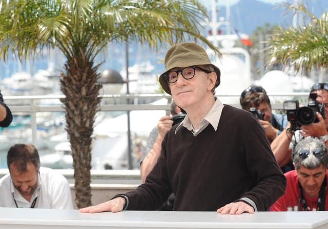 63rd Cannes Film Festival – You Will Meet A Tall Dark Stranger Photocall