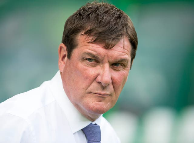 Former goalkeeper Tommy Wright would be interested.