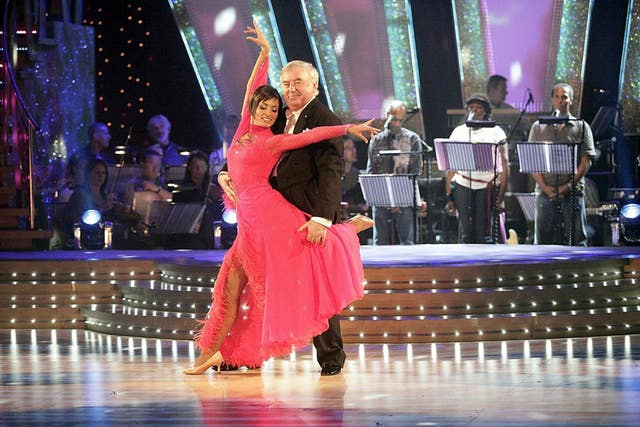 BBC 1's Strictly Come Dancing